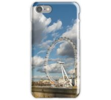 Victoria Embankment iPhone Case/Skin