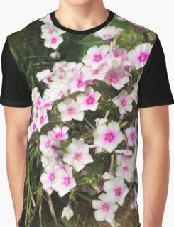 Flower 8 Graphic T-Shirt
