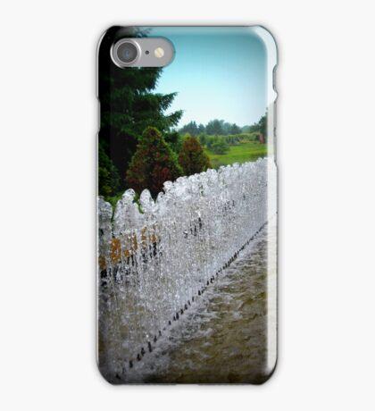 fountain beauty iPhone Case/Skin
