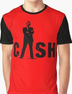 man the legend black silhouette Graphic T-Shirt