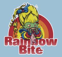 Rainbow Bite by poopsmoothie