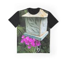 Flower 10 Graphic T-Shirt