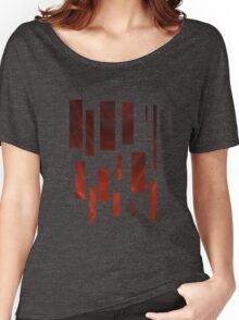 Red Rush Women's Relaxed Fit T-Shirt