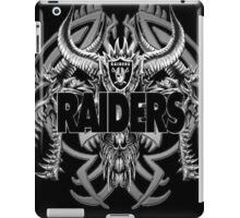 Raiders Sock iPad Case/Skin
