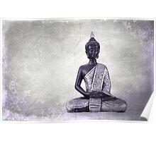 Buddha - JUSTART © Poster