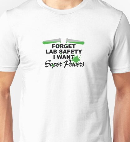 Superkräfte Unisex T-Shirt