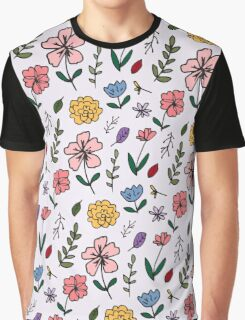 Ramona Floral One Graphic T-Shirt