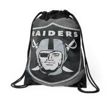 Adrian Eye Patched Drawstring Bag