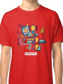 Modern Pop Art Classic T-Shirt