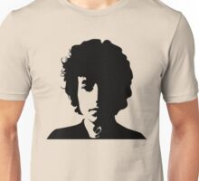 music legend black sillouette Unisex T-Shirt
