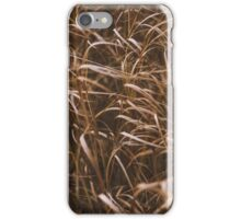 Sea of Grass iPhone Case/Skin