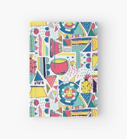 Modern Pop Art Hardcover Journal