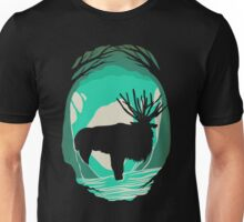 Princess Mononoke Forest Spirit Shishi Gami Sama Unisex T-Shirt