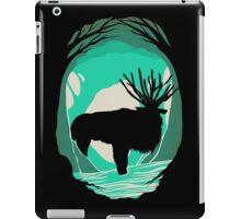 Princess Mononoke Forest Spirit Shishi Gami Sama iPad Case/Skin