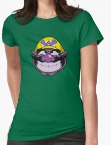 Wario Womens Fitted T-Shirt