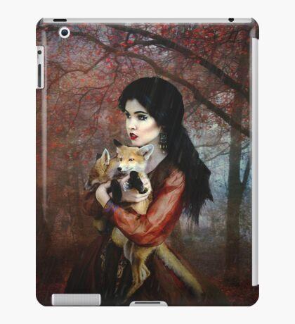 Their keeper iPad Case/Skin