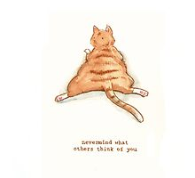 Cattism 9: Nevermind What Others Think of You by Whitney Mattila