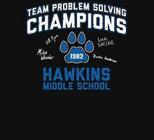 1983 Hawkins Middle School Team Problem Solving Champions Unisex T-Shirt