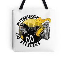 Walker Steelers Tote Bag