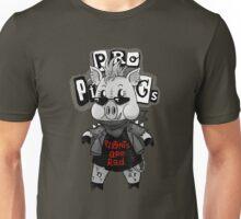 Punk Pig Unisex T-Shirt
