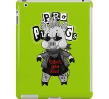 Punk Pig iPad Case/Skin