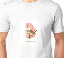 Cattism 23: Be Prepared to Mess Up Unisex T-Shirt