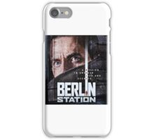Berlin Station - 2016 - Richard Armitage  iPhone Case/Skin