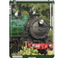 Steam train 3642 iPad Case/Skin