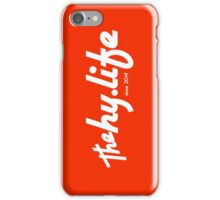 iPHONE The HyLife Lifestyle - Enjoy Design iPhone Case/Skin