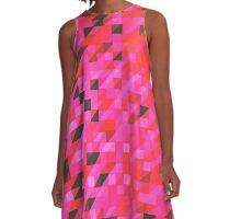 GrapeFruit A-Line Dress