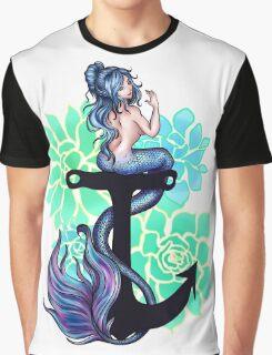 Succulent Siren  Graphic T-Shirt