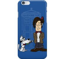 Sherman Who? iPhone Case/Skin