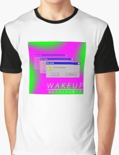Wake Up Graphic T-Shirt