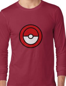 Team Valor- Pokemon Go Long Sleeve T-Shirt