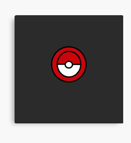 Team Valor- Pokemon Go Canvas Print