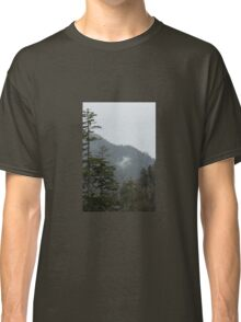 Smoky mountains  Classic T-Shirt