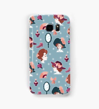 Edwardian Ladies Samsung Galaxy Case/Skin