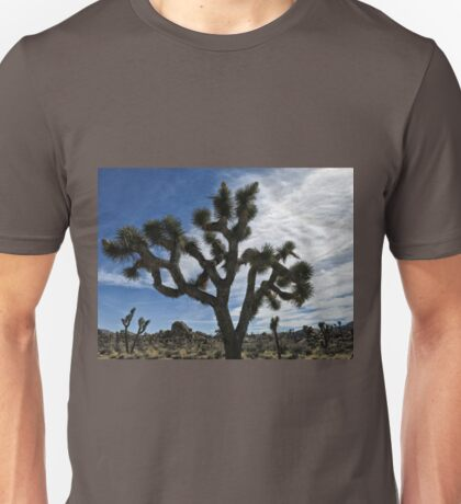 Joshua Tree (National Park) Mojave desert Unisex T-Shirt