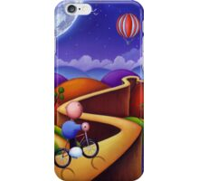 Long road to love iPhone Case/Skin
