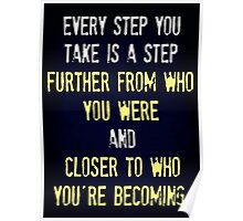 Every Step You Take Poster