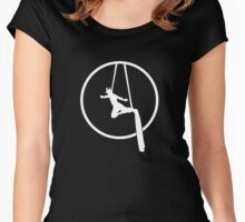 Aerial Milk Women's Fitted Scoop T-Shirt