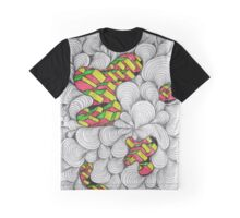 Doodle Portals to Cube Land Graphic T-Shirt