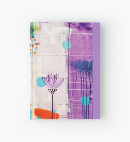 Summer In Bloom Hardcover Journal