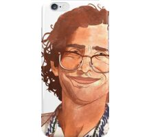 Kyle Mooney Illustrated Potrait iPhone Case/Skin