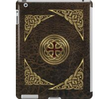 Celtic Leather iPad Case/Skin