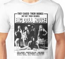 Big Doll House (Black & White) Unisex T-Shirt