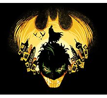 The Dark Knightmare Photographic Print