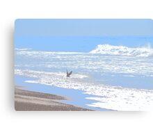 Beach Bliss Canvas Print
