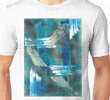 Classy Blues and Whites by John Bruno Unisex T-Shirt