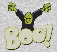 Frankie Superhero - Antihero - Frankenstein Monster - Halloween Boo! One Piece - Short Sleeve